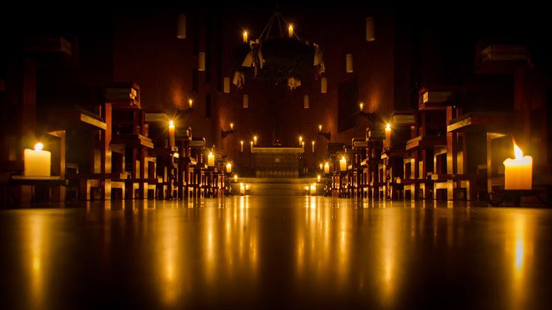 St. Michael, Dezember 2014 [Archivfoto: C. Tausch]
